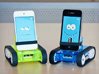 Smart-Phone-Robot